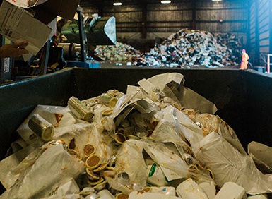 plastics recovery