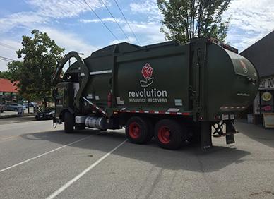 garbage pickup services